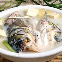 青鱼片豆腐汤