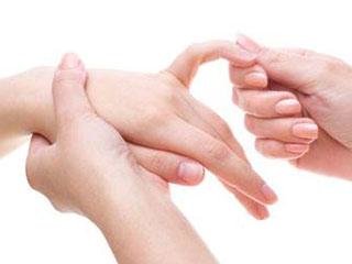 手指按压操,可治疗百病